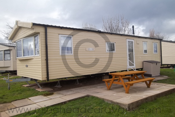 Model UK Private Static Caravan Holiday Hire At Butlins Minehead Somerset